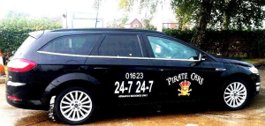 Pirate Cars - Mansfield & Sutton In Ashfield Taxi