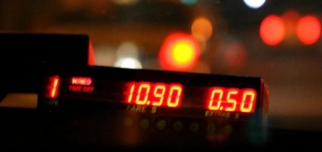 cab meter